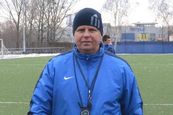 Ondrej Duda. Nový tréner MFK Zemplín Michalovce.