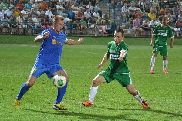 Derby už v sobotu. Michalovce druhýkrát v sezóne privítajú Prešov.