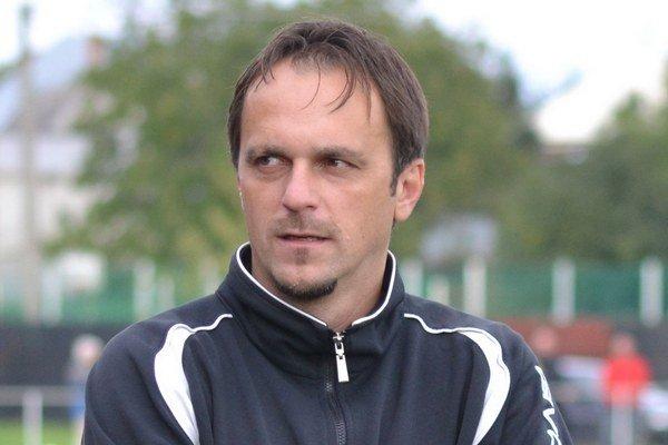 Tréner Marcel Nemčík. Podľa neho bolo v silách tímu skončiť vyššie.