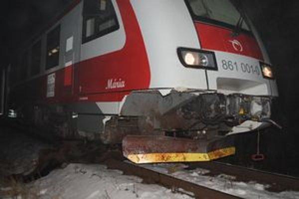 Zrážku s vlakom neprežilo päť kobýl.