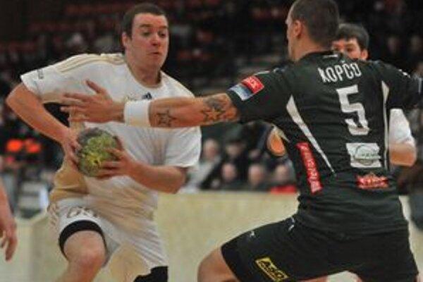Michalovskí hádzanári skončili v stredu svoje účinkovanie v Slovenskom pohári.