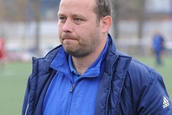 Albert Rusnák. Nový tréner MFK Zemplín Michalovce.