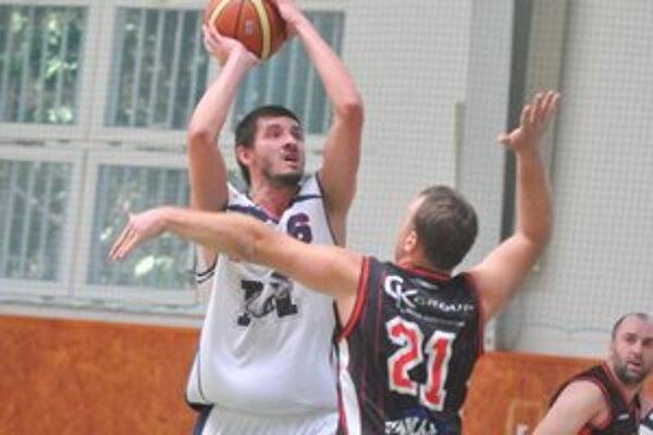 Majú najvyššie ambície. Michalovský 1. BK chce vyhrať prvú ligu.