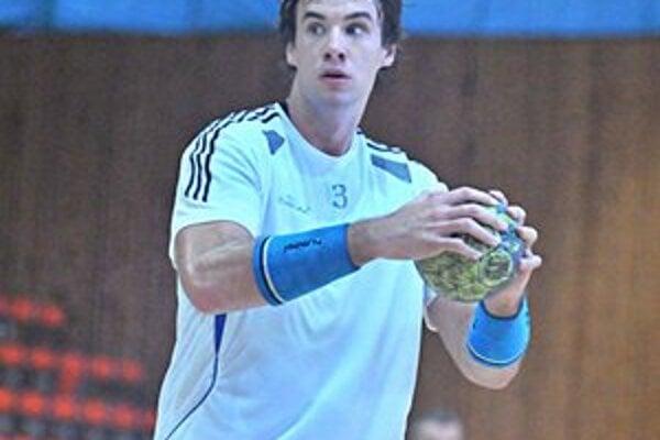 Najlepší strelec winLandu. Proti Mielcu zaznamenal Patrik Hruščák šesť gólov.