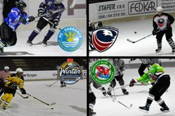 O body sa budú biť 4 tímy. Súťaž vyvrcholí na budúci rok v marci.