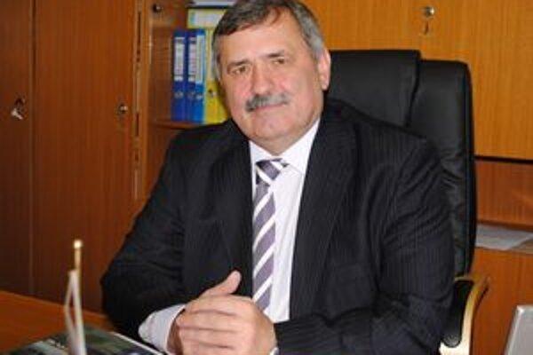 Primátor Michaloviec Viliam Zahorčák