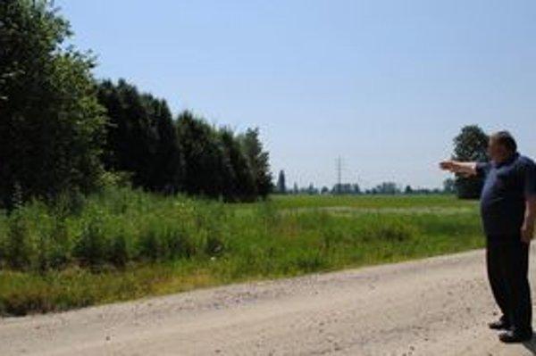 Fotovoltaické elektrárne budú stáť pozdĺž Laborca pri obci Voľa a Nacina Ves. Ich výstavba sa biokoridora nedotkne