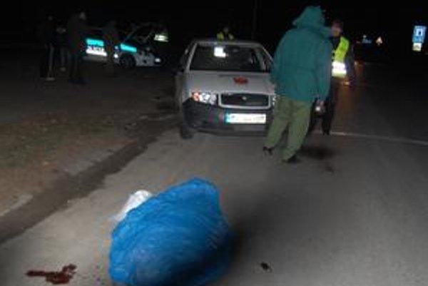 Nehody a chodci. Blani zahynulo na cestách v okresoch Michalovce a Sobrance päť chodcov.