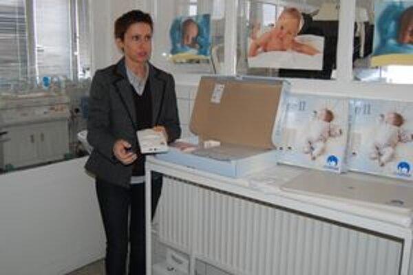 Monitory. Pomôžu odhaliť nepravidelnosť alebo zastavenie dýchania u dojčiat.