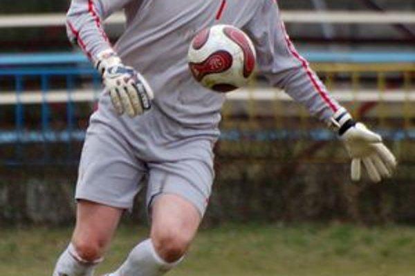 Norbert Belán sa vracia do Trebišova. V Slavoji pôsobil v jari 2008.