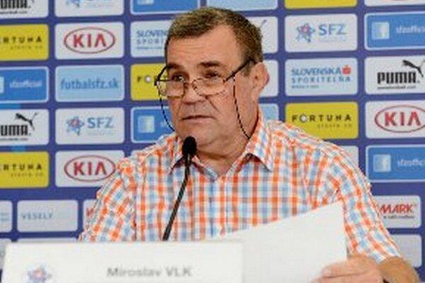 Predseda disciplinárnej komisie Miroslav Vlk.