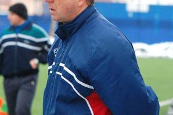 Tréner Stanislav Baran bude pokračovať v trebišovskej misii.