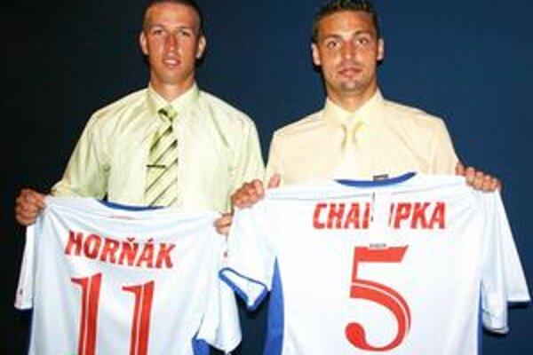 Štefan Horňák a Róbert Chalupka boli domáci, hoci do Jedenástky sa dostali vďaka Nižnému Hrušovu a Lokomotíve Košice.