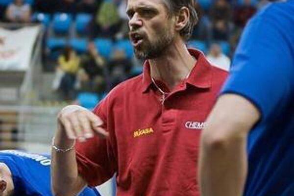 Richard Vlkolinský. Spokojnosť strieda s neustálou snahou zvyšovania výkonnostnej kvality družstva.