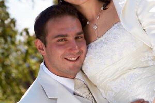 Mladomanželia Katarína a Pavol sú od soboty svoji.