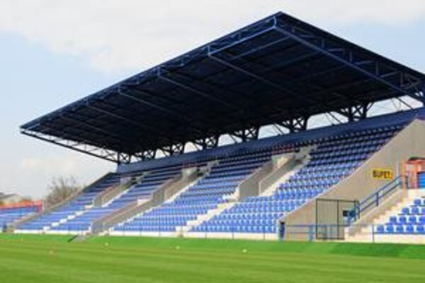 Finále v Michalovciach. Na štadióne a v jeho okolí budú platiť prísne bezpečnostné opatrenia.