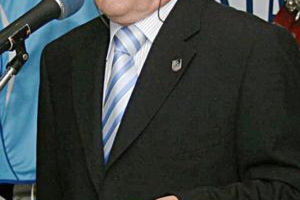 Hlavný organizátor Štefan Czetö.