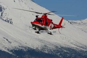 Do strediska v Košiciach sa vrátil vrtuľník, žiaľ, bez pacienta.
