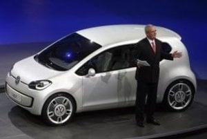 Vozidlá novej modelovej rady s pracovným označením New Small Family majú byť založené na koncepcií rady Volkswagen Up!.
