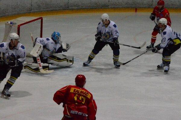Hokej nemá vianočnú prestávku. Do konca roka čaká hokejistov Spišskej Novej Vsi ešte päť majstrákov a jeden charitatívny zápas.