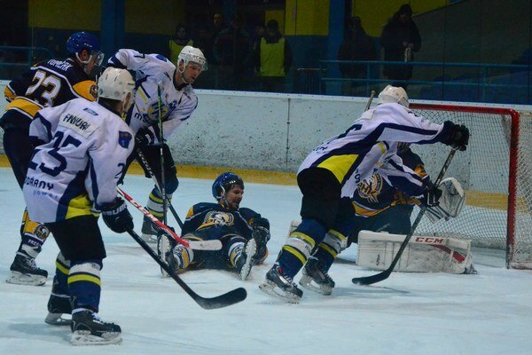 Po derby pozícia lídra. Päť gólov nadelili Spišiaci Prešovčanom a dostali sa do čela tabuľky.