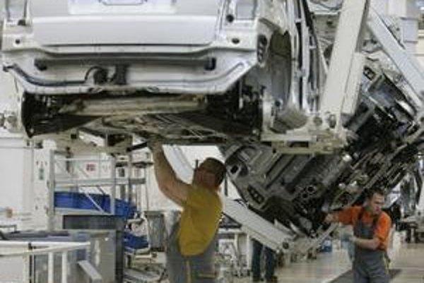 Spoločnosť KUKA bude dodávateľov pre automobilový priemysel.