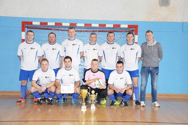 Víťaz štrnásteho ročníka. Celým turnajom prešla TJ FC Kluknava bez väčšieho zaváhania a zaslúžene zvíťazila.