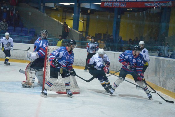 Začína sa finále. Dvojzápasom s Detvou vo štvrtok a piatok odštartuje na Spiši veľké finále 1. hokejovej ligy.