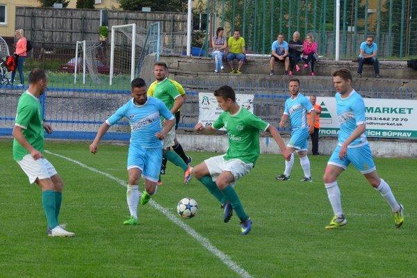 Postup a peniaze. O tom sa momentálne v týchto dňoch  v FK Spišská Nová Ves hovorí najviac.