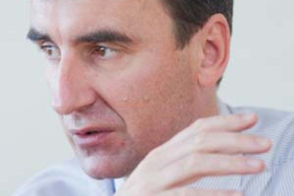 Generálny riaditeľ UniCredit Bank Slovensko Jozef Barta.