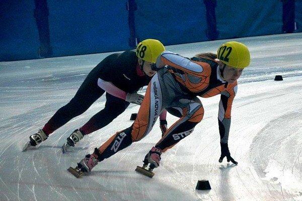Absolútna víťazka. Tatiana Bodová sa na domácom ľade predstavila vo výbornej forme.