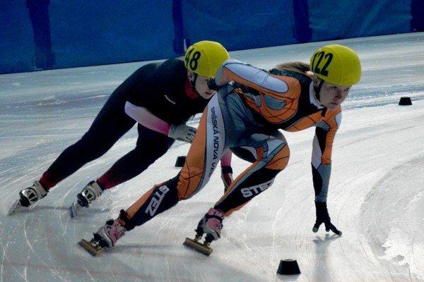 Dolaďuje formu na Soči. Tatiana Bodová štyri dni trénovala na svojom spišskonovoveskom ľade a potom má namierené do tréningového centra v Česku.
