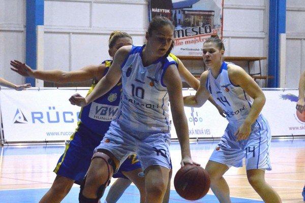 Až z piateho miesta. Basketbalistky zo Spiša vstupujú do play–off z nevýhodnej piatej pozície.