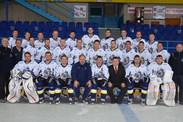 HK Spišská Nová Ves. Do novej sezóny vstupujú s väčšinovým podielom vlastných odchovancov.