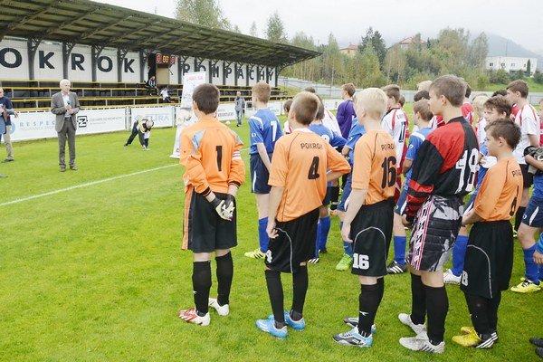 Turnaj vysokej kvality. Hneď prvý ročník memoriálu v Krompachoch mal vynikajúcu športovú a spoločenskú úroveň.