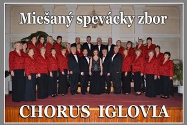 Chorus Iglovia. Patrí k stáliciam doma i v zahraničí.