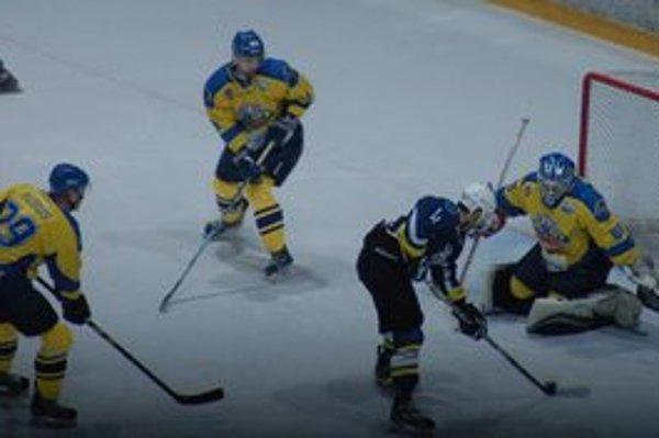 Prvá prehra. Prešovčania prvýkrát vyhrali v tejto sezóna nad Spišiakmi.