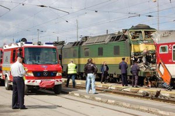 Tragédia na železničnej stanici. Zahynuli pri nej traja ľudia.