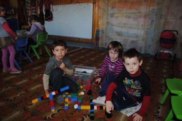 Materské školy. V Levoči ich je spolu šesť.