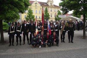 Matejovskí hasiči. V susednej Českej republike získali prvenstvo.