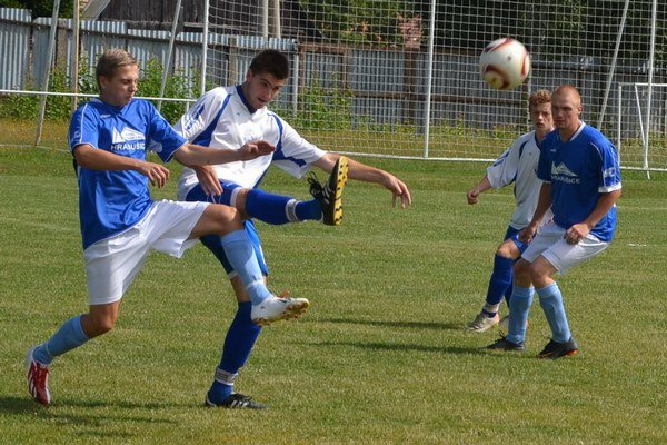 Obrat v druhom dejstve. Margecany sa držali v Hrabušiciach len polčas, potom inkasovali štyri góly.