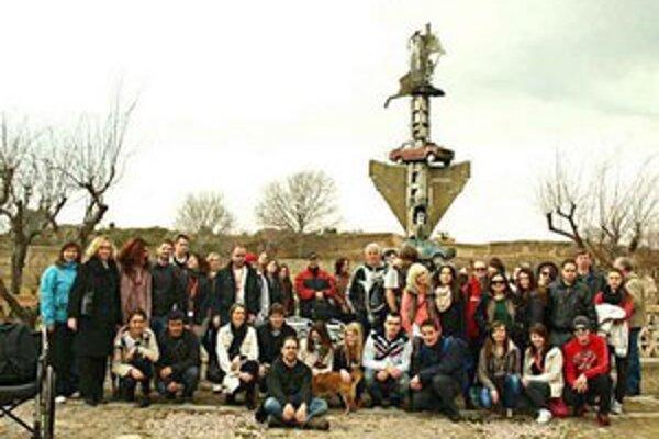 Pobyt v Španielsku. Študenti zo Spiša si tam našli veľa priateľov.