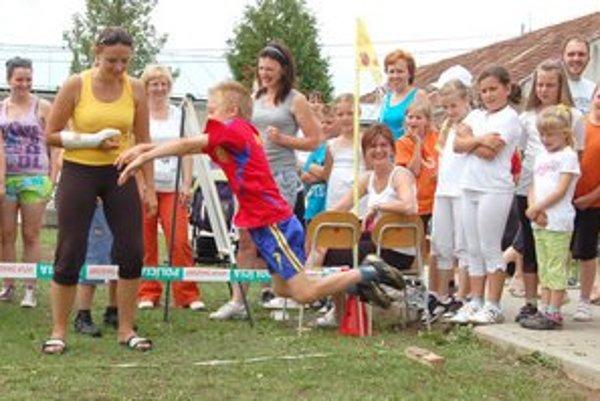 V Jamníku Deň rodiny oslávili športovo.