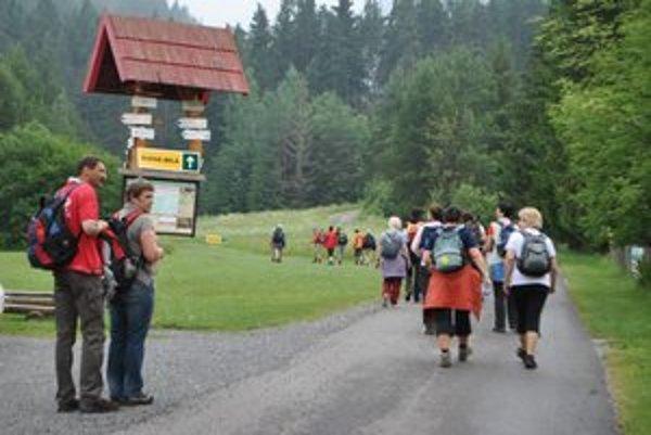 Turisti nebudú platiť dvakrát ani pri vstupe do Suchej Belej.