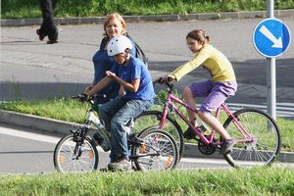 Spišiakov by cyklochodník potešil.