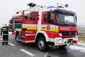 Tunelový špeciál Mercedes Benz Atego 1529 AF pre beharovskú hasičskú stanicu.
