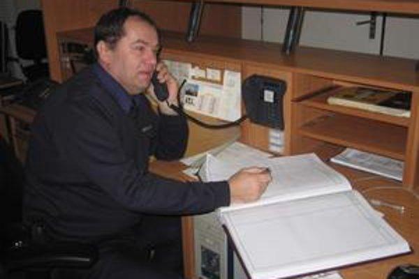 Ocenený policajt Pavol Jančík je autorom prevenčných projektov, ktoré sú zamerané na prácu s deťmi.