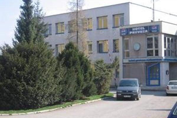 Hotel Preveza postupne chcú kompletne zrekonštruovať.