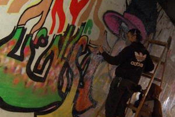 Grafity. Modernosť, kreatívnosť vo výraze i forme.