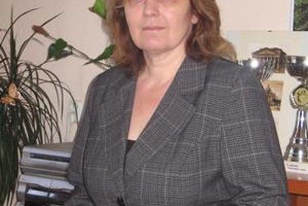 Anna Nemčíková ostáva vo funkcii primátorky Gelnice.